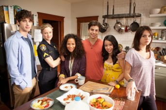 Cast of ABC Family series The Fosters