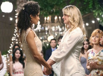 The Fosters wedding scene