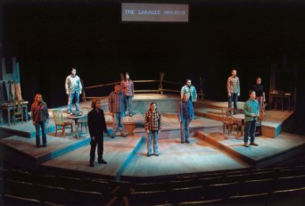 Scene from the play The Laramie Project