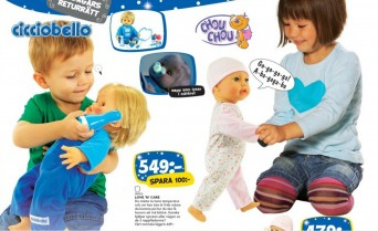 Toy catalog ad