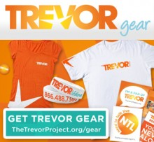 The Trevor Project opens gear store to raise suicide prevention revenues