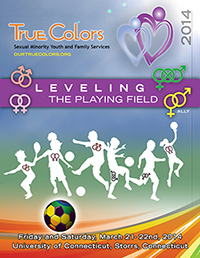 True Colors Conference flyer