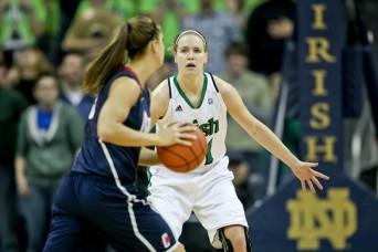 UConn vs Notre Dame basketball