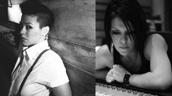 Kiyomi Valentine and Lori Michaels