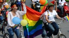 Vietnam gay pride parade