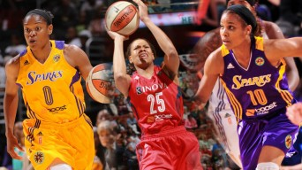 WNBA all-star players