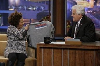Wanda Sykes on the Tonight Show