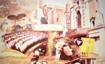 Wells Fargo LGBT mural