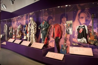 Women Who Rock exhibit