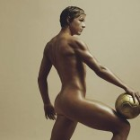 Abby Wambach is featured in ESPN's 2012 Body Issue