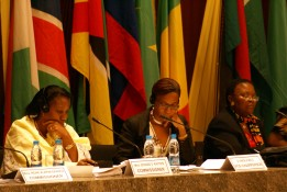 African Commission on People's and Human Rights session