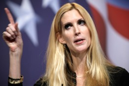 Ann Coulter photo by Salon