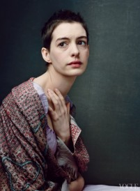 Anne Hathaway, Les Miserable