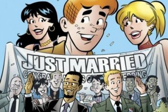 Archie Comics Gay Marriage