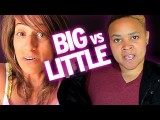 Arielle Scarcella and Hartbeat: Size issues