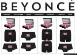 beyonce's valentine's underwear