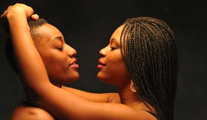 Black American Lesbian 23