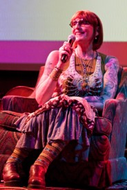 Kate Bornstein in 2010 Photo: Meri Bond