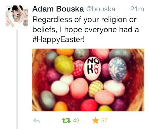 Adam Bouska No H8