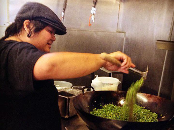 Chef Charleen Cabaay