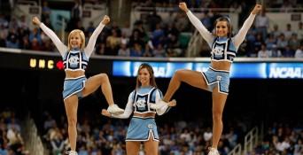 Find cheerleaders