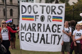 Doctors for marriage equality
