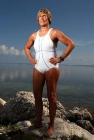 Diana Nyad (via History.com)