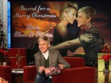 Ellen and Portia's holiday card is 'Bound 2′ make you laugh