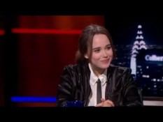 Ellen Page comes out (as Canadian)