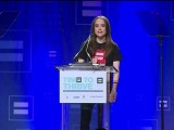Ellen Page comes out at HRC Time to Thrive conference