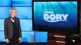 Ellen, Finding Dory