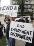 Rally for ENDA, employment non discrimination act