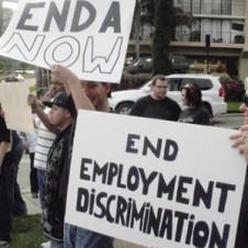 Rally for ENDA, employment non discrimination act