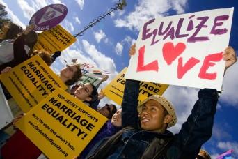 Equalize Love