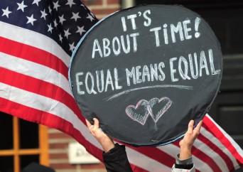 It's about time: Equal Means Equal