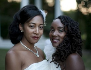 Aisha and Danielle Moodie-Mills (Photo via Essence Magazine)