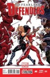Marvel Fearless Defenders cover