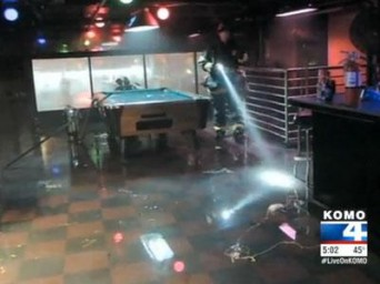 Seattle gay club Neighbours set on fire by suspected arsonist New Year's Eve
