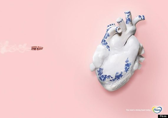 Anti Gay Flora Margarine Ad