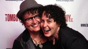 Fran Dunaway and Naomi Gonzalez from TomboyX