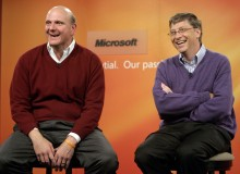 Bill Gates and Steve Balmer each donate $100,000 to marriage equality