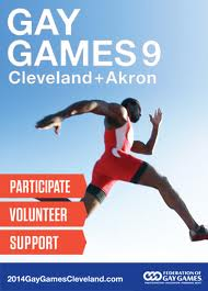 Cleveland Gay Games Flyer