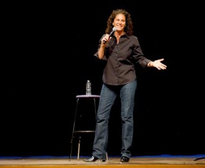 Comedian Dana Goldberg (Photo: Courtesy of Dana Goldberg