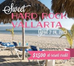 Sweet Hard Rock Vallarta