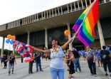 Hawaii same-sex marriage supporters
