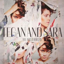 "Tegan and Sara's ""HEARTTHROB"" cover"