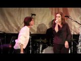 Heather Peace, Alison Moyet: 'Whispering Your Name' live