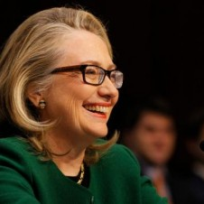 Hillary Clinton (Photo: UPI/Molly Riley)