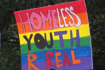 Study shows up to 40 percent of homeless youth identify as LGBT