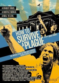 Movie poster for How to Survive a Plague